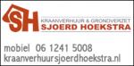 Kraanverhuur Sjoerd Hoekstra