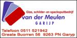 Schildersbedrijf van der Meulen